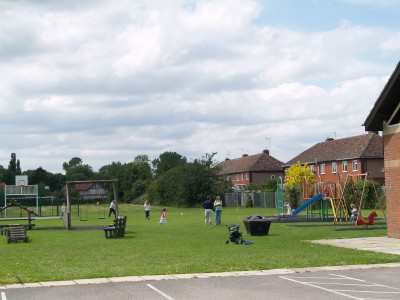 Orchard Park Play Area
